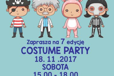 Costume Party 2017 18.11.2017 Sobota