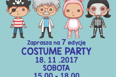 Costume Party 2018 18.11.2017 Sobota