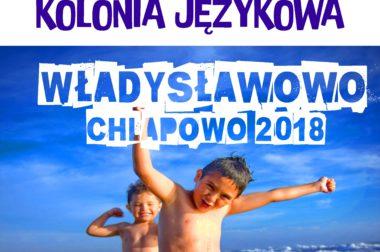 Kolonia Językowa 2018 Władysławowo – Chłapowo