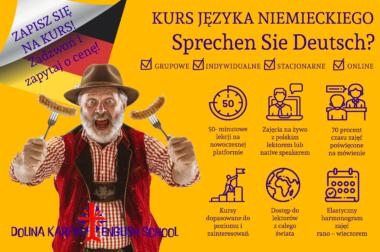 Lekcję języka niemieckiego z lektorką Anią